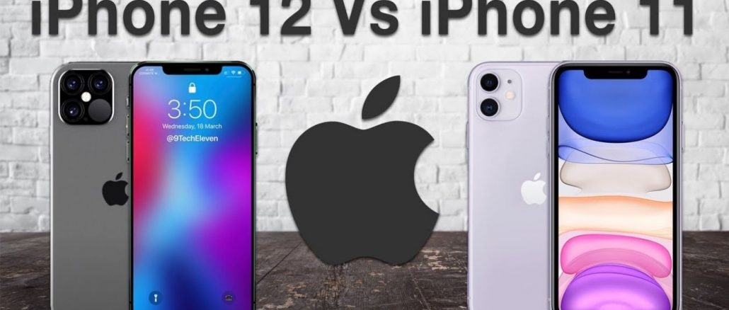 différences entre l'iPhone 12 et l'Iphone 11 d'Apple